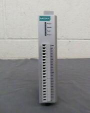 MOXA ioLogik E1210 Ethernet Remote I/O w/2-Port Ethernet Switch EXCELLENT