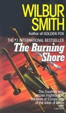 The Burning Shore by Smith, Wilbur