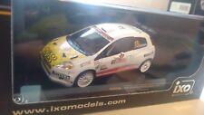 Fiat grande punto s2000 rally Monte carlo