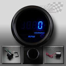 """Tachymètre numérique 0-1000rpm 22""""/52mm universel custom fit dash pod"""