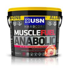 USN Muscle Fuel Anabolic 4kg All in One 500g Creatine Strawberry