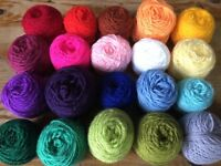 Brand New Wool Job Lot Stylecraft Mixed Bundle 20 Balls Stylecraft King Cole