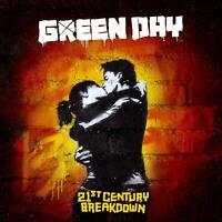 GREEN DAY 21st Century Breakdown (2009) 20-track 180g vinyl 2-LP NEW/SEALED