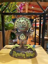New Listing2021 Disney Polynesian Village Tiki Totem Statue Figure Orange Bird Trader Sam