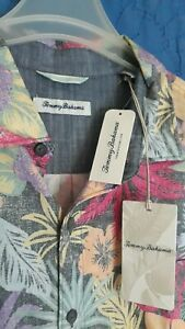 New Tommy Bahama  floral mens XL