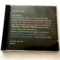Stefan Bauer Band – Coming Home (CD) [Cut Inlay] VILCD 1002-2
