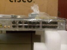 Cisco A901-6CZ-FT-D ASR 901 10G Router 1-Year Warranty