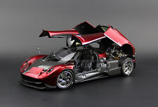 1/18 GT Autos GTA Pagani Huayra Red Special color setup Transformer IV STINGER
