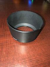 Sony SH0007 (100 F/2.8 Macro,75-300 F4.5-5.6) Lens Hood {B59}