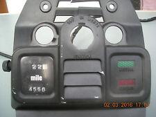 1985 1986 Suzuki ATV LT250EF LT250 Meter Odometer Gauge Assembly W[th Cable