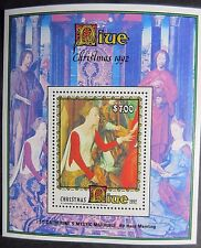 Niue 1992 Christmas(Religious Art) Mini Sheet. MNH.