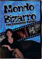 Mondo Bizarro The Complete Series NEW DVD Sex Drugs Masturbation All 6 Episodes