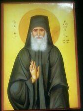 EASTERN ORTHODOX ICON  ST. PAISIUS
