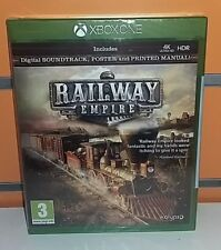 Railway Empire XBOXONE NUOVO ITA