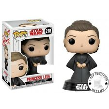 FIGURINE FUNKO POP SW STAR WARS PRINCESS LEIA LTD AVEC HEROES PROTECTOR