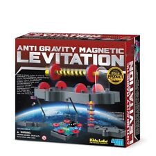 New 4M Anti Gravity Magnetic Levitation Labs With Facinating Fun Kit For Kids