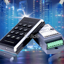 Wireless Access Keypad , Wireless Receiver For Entrance Access Control System