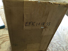 """RITTAL/ELECTROMATE EFK1218SS 12"""" H X 18"""" W STAINLESS STEEL FLOOR STAND KIT"""
