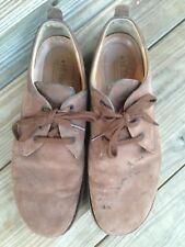SAMUEL HUBBARD Mens Brown Nubuck suede leather  Lace Oxford Shoes Sz 11 M