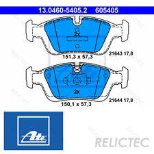 Front Brake Pads Set BMW:E46,E36,E85,3,Z3,Z4 34116761237 34111161437 34116752731