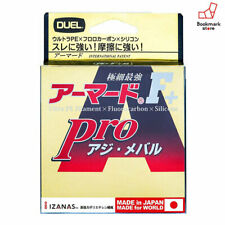 NEW Duel Armored F+ Pro Ajing 150m 4lb #0.1 Light Pink 0.060mm Braid Line Japan