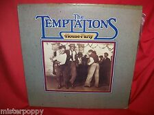 THE TEMPTATIONS House Party  LP ITALY 1975 EX+ First pressing