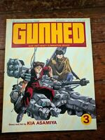 Gunhead #3 TPB (Viz Comics) Manga Action Comic - Gun Unit / Heavy Elimination
