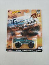Hot Wheels Car Culture '88 Jeep Grand Wagoneer 1:64 Desert Rally 3 of 5