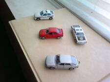 Mayorette Chevrolet Impala, Peugeot 205, Majorette Renault 25, Matchbox Astra,