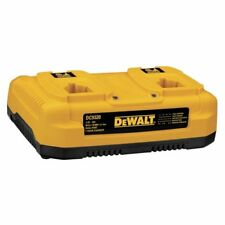 DeWALT DC9320 Heavy-Duty 7.2 Volt - 18 Volt Dual Port Charger