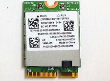 Broadcom BCM94352Z 802.11ac WIFI CARD For LENOVO 04X6020 PRO Y50-80 Y50-70 Touch