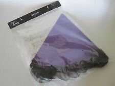 Girl Witch Hat Halloween Purple Felt Child's Costume Simply Spooky Brand Age 3+