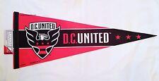 """D.C. United 12""""x30"""" Premium Pennant"""