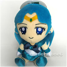 ~ Bandai - SAILOR MOON - 20th anni - soft plush Doll - Sailor NEPTUNE * rare