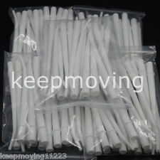 Dental Supply SURGICAL ASPIRATOR SUCTION TIPS WHITE CASE OF 250 PIECES 1/8''