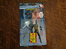 TERMINATOR 2 WHITE-HOT T-1000 1992 KENNER MOC UNOPENED JAMES CAMERON MOVIE TOY