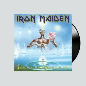 IRON MAIDEN Seventh Son Of A Seventh Son Vinyl Lp Record NEW Sealed
