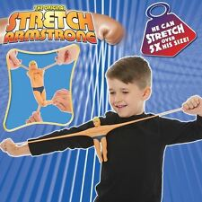 Stretch Armstrong Mini Figure - He Can stretch 5 Times His Size New