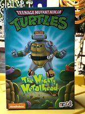 ✅NECA Teenage Mutant Ninja Turtles Metalhead Ultimate Intl Nickelodeon SHIP FAST