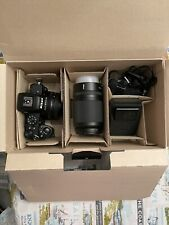 Nikon Z 50 20.9MP with 16-50mm + 50-250mm Lenses Kit Mirrorless Camera - Black