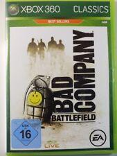 !!! XBOX 360 SPIEL Battlefield Bad Company, gebraucht aber GUT !!!