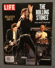 THE ROLLING STONES -THEIR ROCK 'n' ROLL LIFE -LIFE BOOKS SPECIAL REISSUE