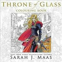 Throne of Glass Colouring Book, Paperback by Maas, Sarah J.; Gilbert, Yvonne ...