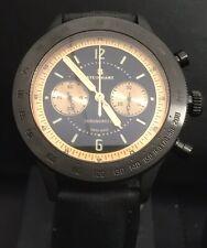 Steinhart NERO Marine Chronograph CoSC Limited Edition 05/66 48mm Valjoux 7753