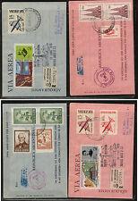 Argentina   2  air letter sheets   Antartica  registered     KL0528