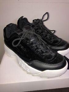 Women's FILA Disruptor II 2 Sneakers Athletic Running Walking Sports Shoes