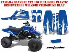 Amr racing décor Graphic Kit ATV yamaha le Hurleur yfz 350 Contender B