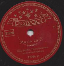 Gino Bordin spielt Lecuona 1943 auf der Hawaii Guitarre : Maria La O