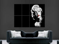 MARILYN MONROE ART GIANT WALL POSTER  PICTURE PRINT LARGE !