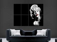 Marilyn Monroe Arte De Pared Gigante Poster Foto impresión grande!